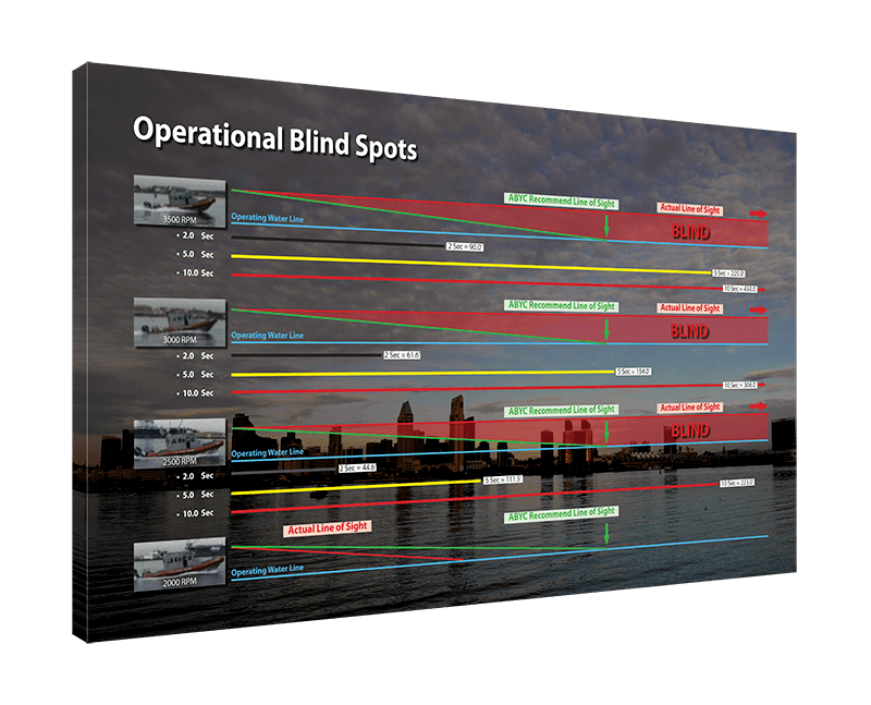 Operational Blind Spots Exhibit Example